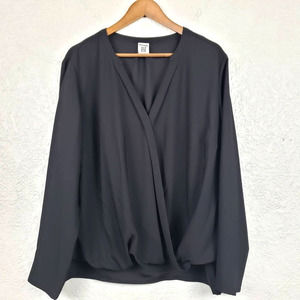 Remade Blouse Tunic V Neck - 2X